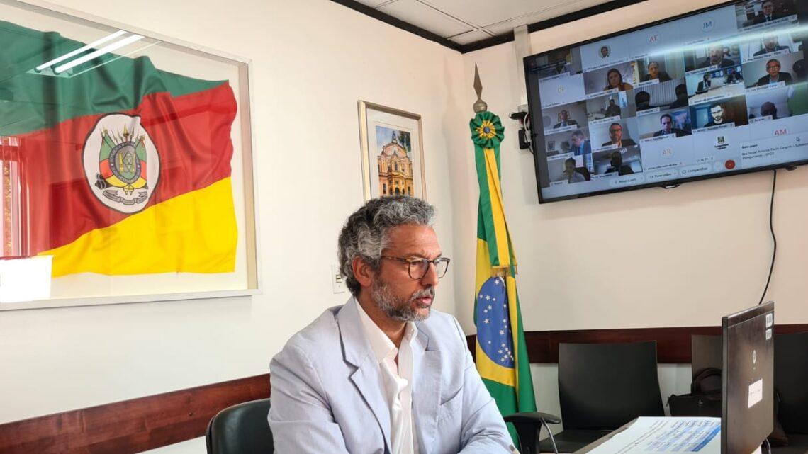 LEI ORÇAMENTÁRIA DO RS PARA 2021