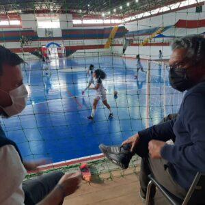 Frederico – Embaixador do Esporte de Uruguaiana