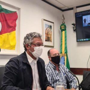 INFRAESTRUTURA DAS ESTRADAS: LÍDER DO GOVERNO PROMOVE REUNIÃO PARA A ESTADUALIZAÇÃO DE DUAS RODOVIAS EM URUGUAIANA