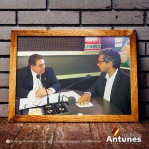 Edson Rebes – Rádio Charrua