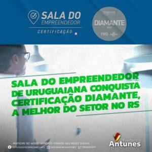 Certificação Diamante – Uruguaiana