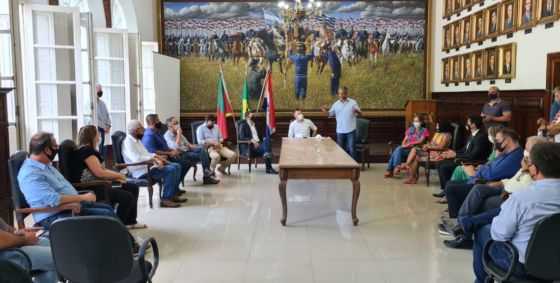 IPE – URUGUAIANA