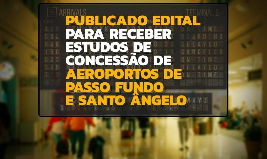 Aviação Regional – Concessão Aeroportos