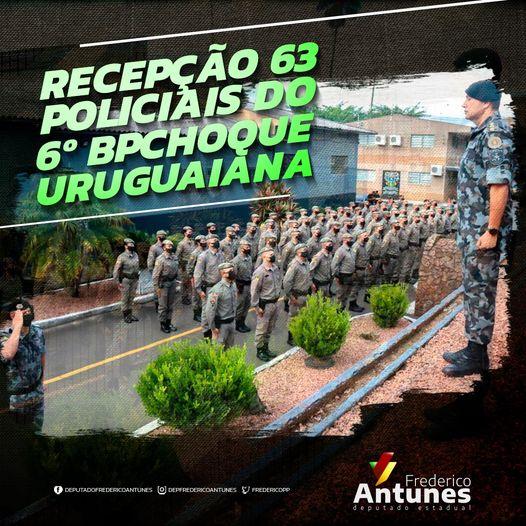 6º BPChoque de Uruguaiana.