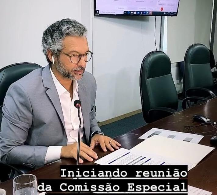 COMISSÃO ESPECIAL DO RRF INICIA OS TRABALHOS