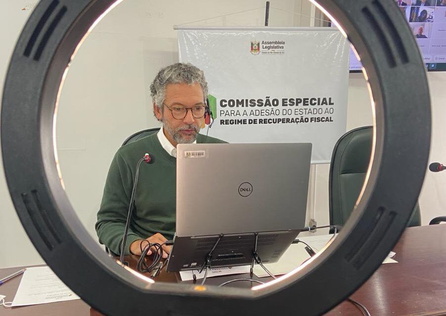 COMISSÃO DE ADESÃO AO RRF