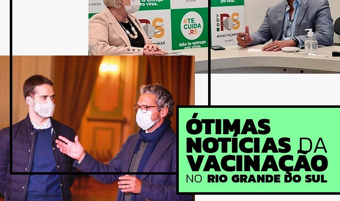 Vacinação no RS