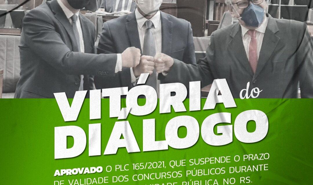 VITÓRIA DO DIÁLOGO
